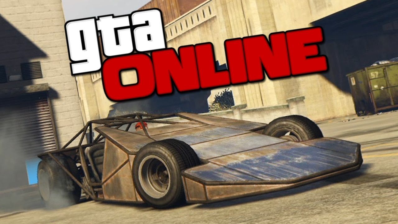 GTA ONLINE - МАШИНА-РАМПА ЗА 3200000$ #298