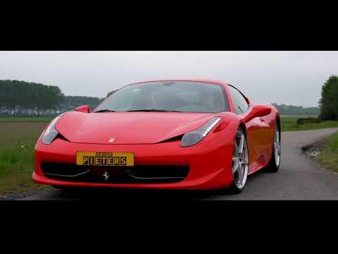 Ferrari 458 4.5 V8 Italia