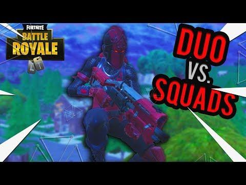 DE HELE BOEL WEG VEGEN! - Fortnite Battle Royale #22 (Duo vs Squads)