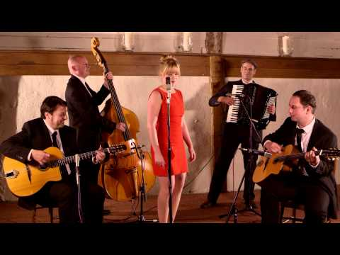 C'est Magnifique | Jonny Hepbir Quintet | UK & International Gypsy Jazz Band Hire