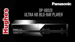 Panasonic DP-UB320 Blu-ray Player - 2018 Range