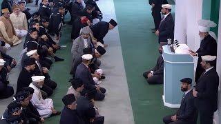 Sermon du vendredi 27-03-2015: L'Histoire de l'Ahmadiyya : récits du deuxième Calife