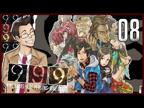"999: Nine Hours, Nine Persons, Nine Doors (PC Remaster) | ""Second Class Cabin"" | Part 8"