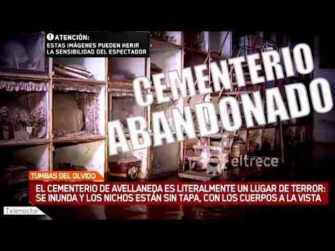 TUMBAS DEL OLVIDO: CEMENTERIO DE AVELLANEDA