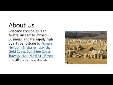 Sandstone Warwick Helidon| Brisbane Rock Sales|Call 0400 992 560