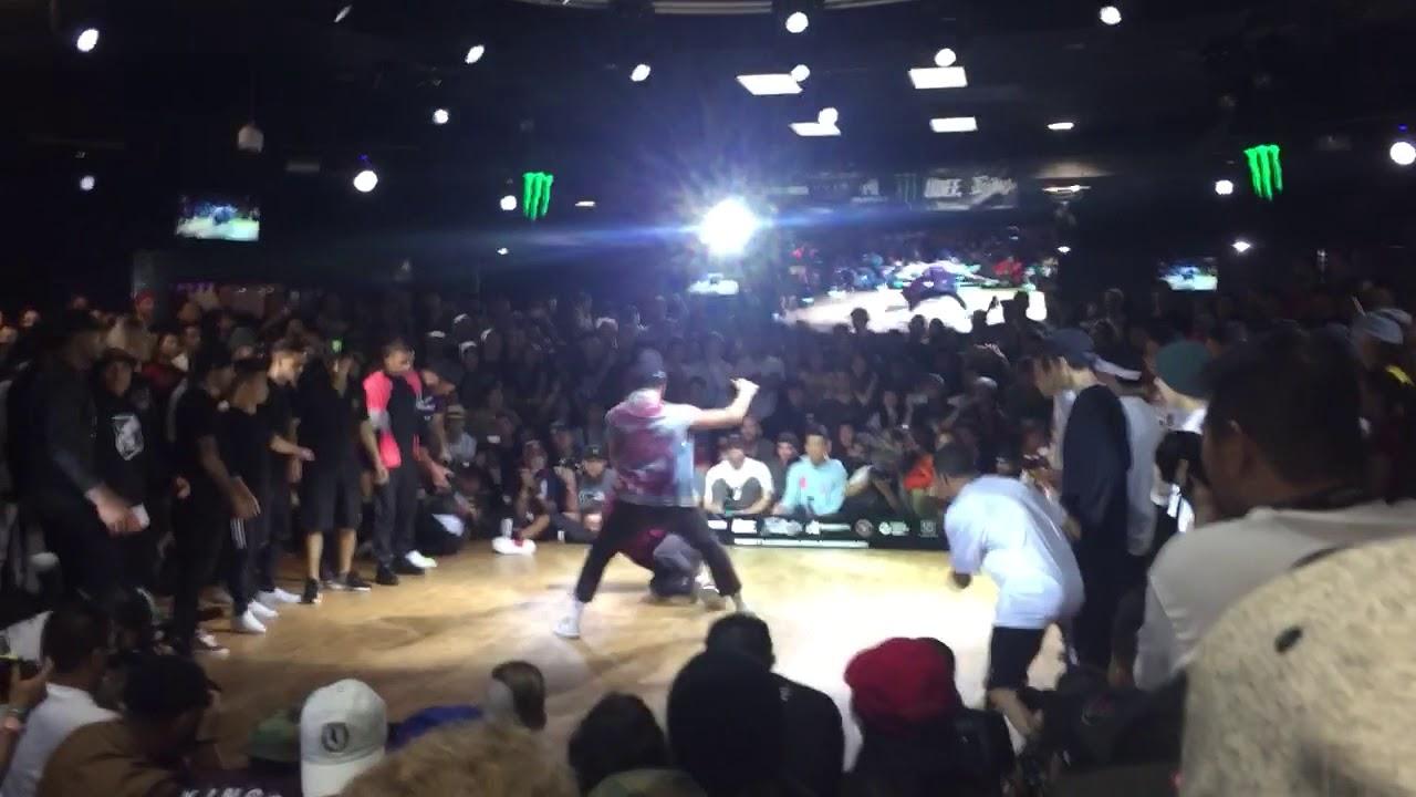 Squadron vs Monster Energy Freestyle Session World Finals 2017 Final Battle