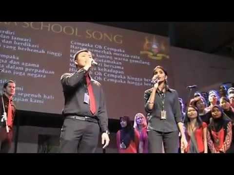 Cempaka Cheras - School Song & Kami Guru Malaysia