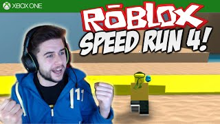 ★ ROBLOX SPEED RUN 4!!! -PRO PARKOUR SKILLS-parte 1 [XBOX ONE] ★