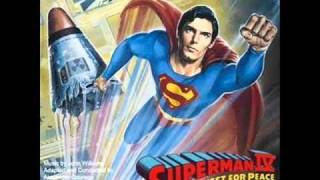 Superman IV - The Quest For Piecce | Soundtrack Suite (Alexander Courage)