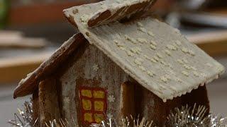 Domowy Przepis, Jak zrobić domek z piernika z formy IKEA ?