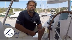Catamaran Power Systems- Components and Specs of our Privilege 585 (Sailing Zatara Z-Log)