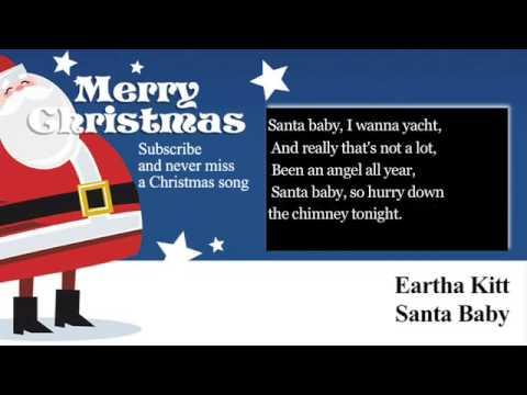 Eartha Kitt   Santa Ba   Lyrics