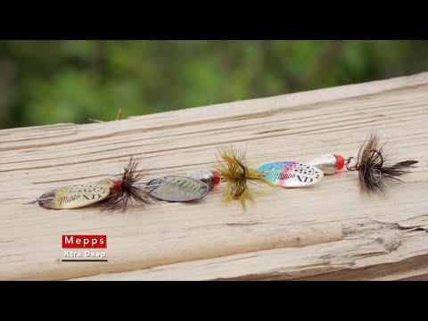 Leurre Juste | Capsule 101 | Mepps Xtra Deep