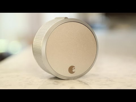 How to install the HomeKit-enabled August Smart Lock