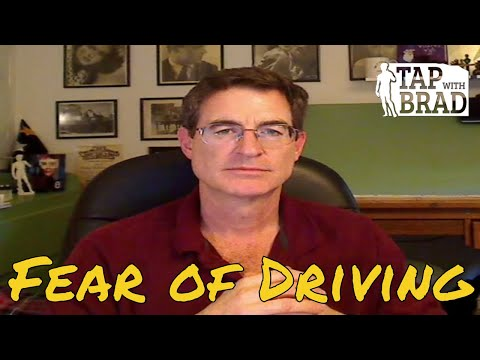 Fear of Driving - Tapping with Brad Yates - 동영상