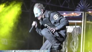 slipknot live aov rome italy 2015