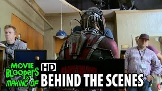 Ant-Man (2015) Making of & Behind the Scenes (Part1/2)