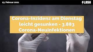 Nach mehreren tagen des anstiegs ist die sogenannte sieben-tage-inzidenz bei der ausbreitung coronavirus in deutschland leicht zurückgegangen. angab...