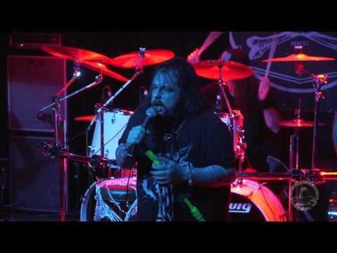 NECROPHAGIA  at Saint Vitus Bar, Jun 1, 2016 FULL SET