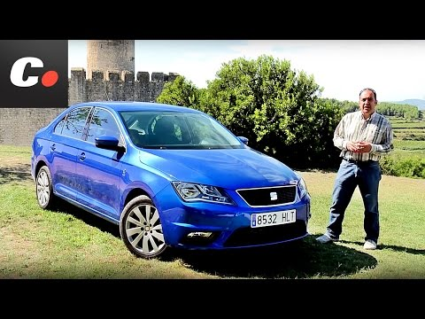 Seat Toledo | Prueba / Test / Análisis / Review en español | coches.net
