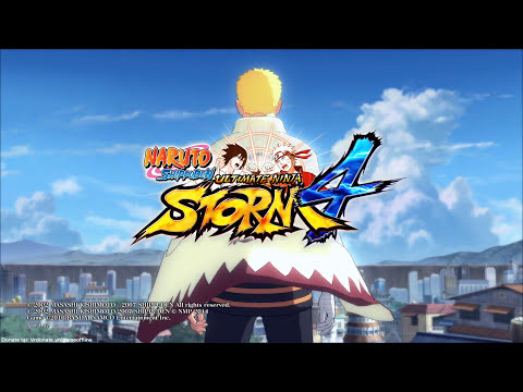 Naruto Shippuden: Ultimate Ninja Storm 4 (Việt Hóa)