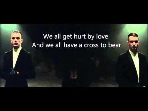 Hurts - Confide in me + lyrics