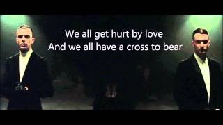 Hurts - Confide in me + lyrics
