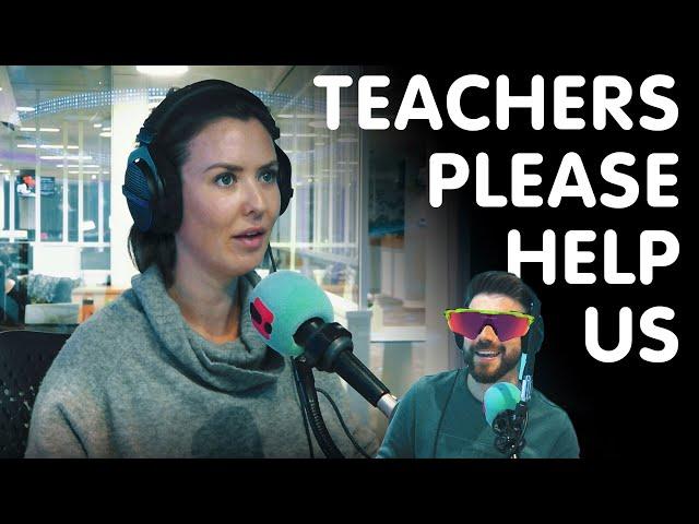 Teachers, Please Help Us! | Hit105