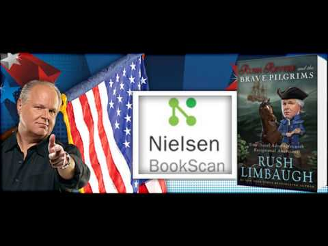 """Rush Revere and the Brave Pilgrims"" has gone to #1 on Nielsen BookScan (Limbaugh discusses)"