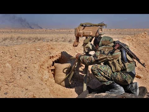 Syrian government troops advance into de-escalation zones