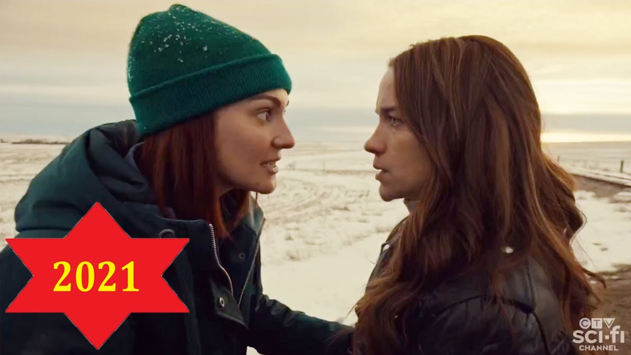 """Download [NEW] Wynonna Earp 2021 - S04E01 """"On the Road Again"""" - FHD 1080"""