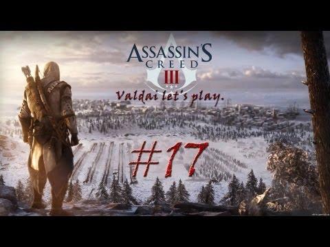 Смотреть прохождение игры Assassin's Creed 3. Серия 17 - Морской бой.
