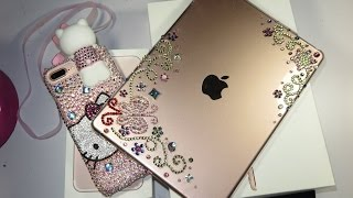 DIY-DECORA TU TABLET (iPad Pro 9.7-inch Rose Gold )