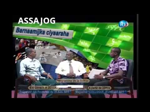 Djibouti: Asas/DjibTelecom champion 2013/2014