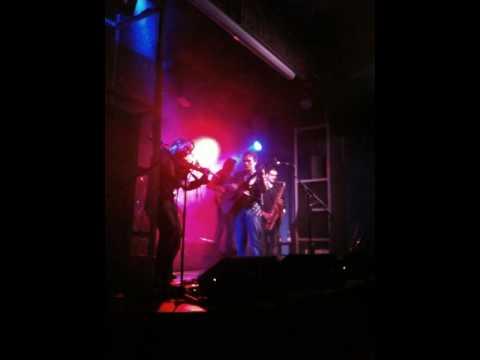 Joe Busted Band live in Milan May 7 2010