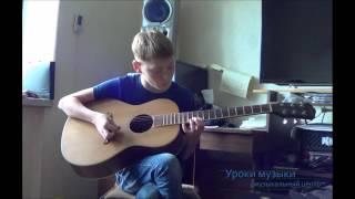 Егор, 13 лет, отзыв об обучении в музыкальной школе Muze