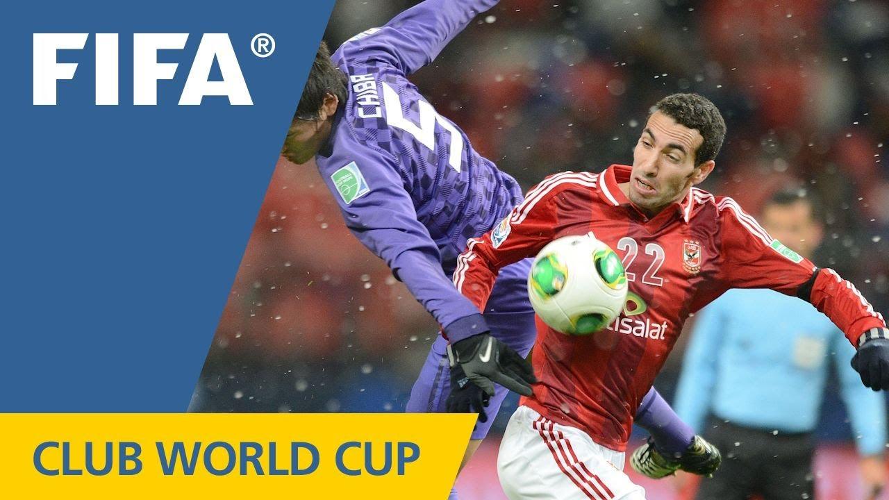 Sanfrecce Hiroshima v Al Ahly   FIFA Club World Cup 2012   Match Highlights