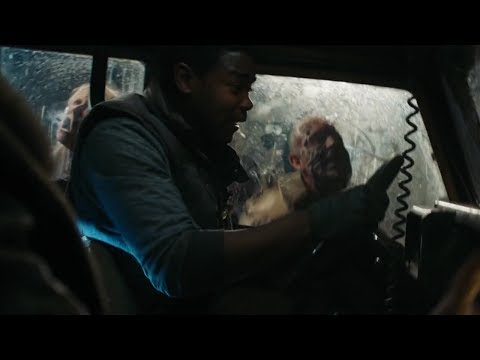 Cranks Attack Thomas, Newt And Frypan In The Tunnel [The Death Cure]