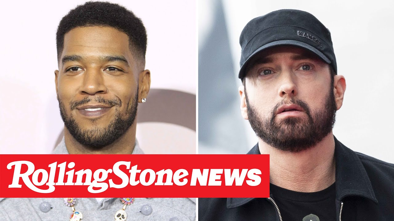 Hear Kid Cudi, Eminem's New Song 'The Adventures of Moon Man and Slim Shady' | RS News 7/10/20