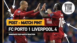 Baixar FC Porto 1 Liverpool 4 | Post Match Pint