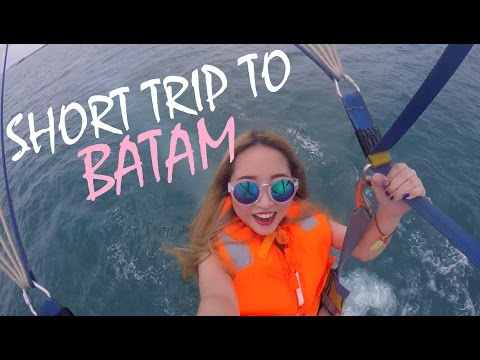 Travel Vlog | Short Trip to Batam