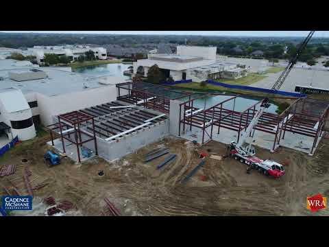 WRA Architects / Plano East Senior High School Construction Update