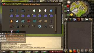 Runescape - Amulet of the Damned, Granite Clamp & More!