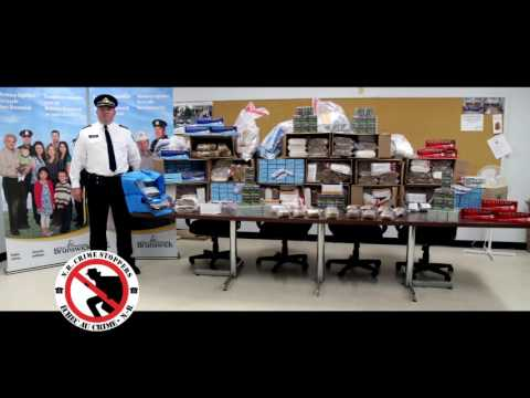 Crime of the Week: Illegal Tobacco affects all New Brunswickers