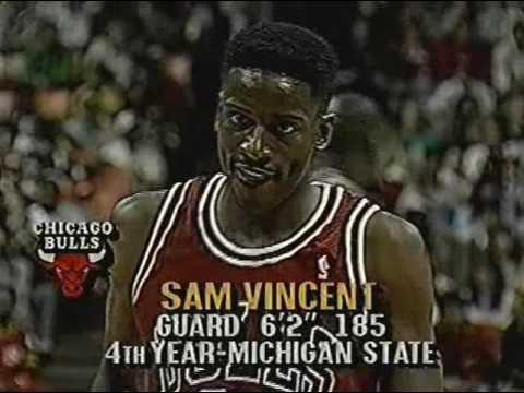 1989 04 09 NBA RS Chicago Bulls@ Atlanta Hawks