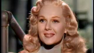 Marilyn Monroe sings Anyone Can See I Love You in Color