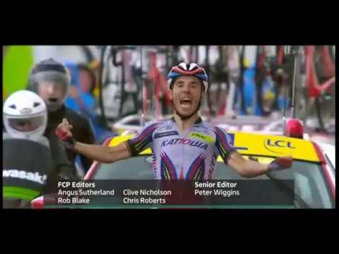 ITV4 Tour de France 2015 Montage