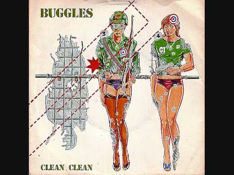 The Buggles - Clean, Clean