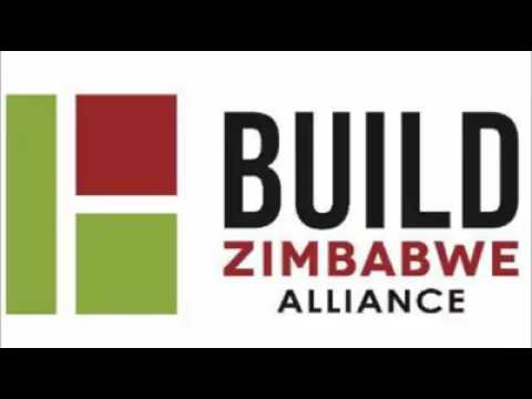 Build Zimbabwe Alliance Dr Noah Manyika press conference. The new president of Zimbabwe in waiting
