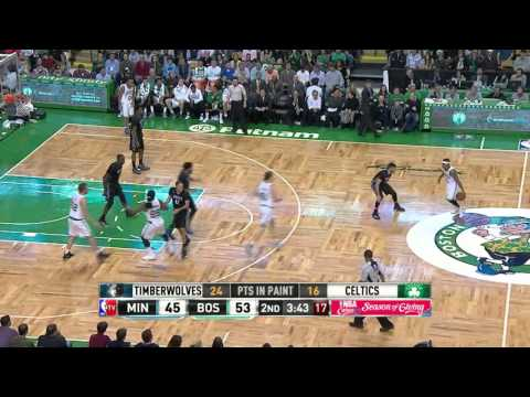 Minnesota Timberwolves vs Boston Celtics | December 11, 2015 | NBA 2015-16 Season